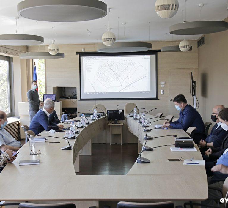 Szakemberekkel egyeztetett Gyál Város Önkormányzata a vasútfejlesztésről